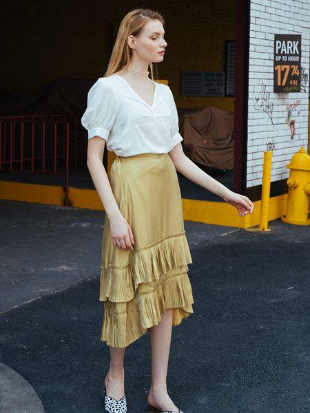 木丝语女装产品图片