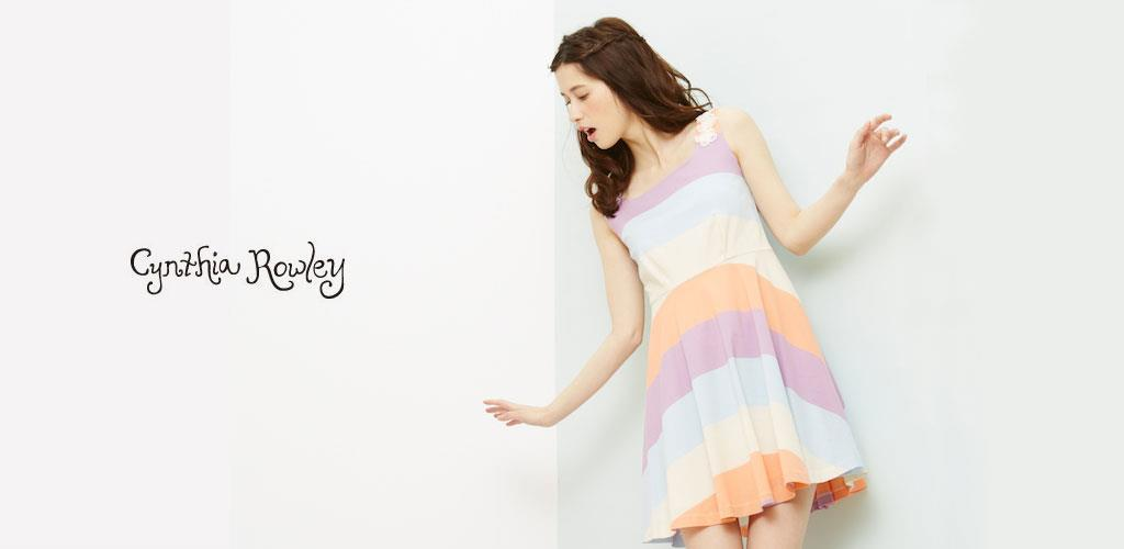 上海伊都锦时装中心有限公司(CYNTHIA ROWLEY)
