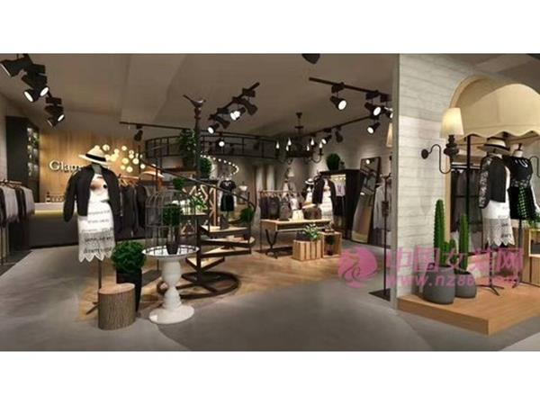 格来米亚女装店铺展示