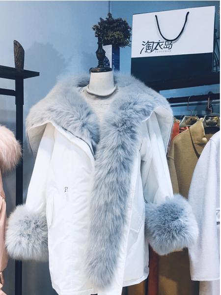 淘衣岛女装产品图片