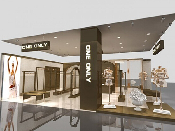 ONEONLY女装店铺展示
