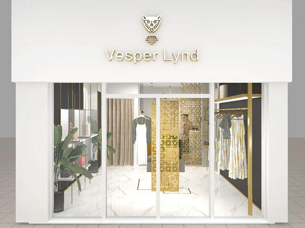 VesperLynd女装店铺展示