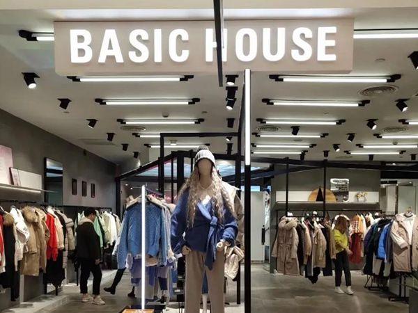 百家好女装店铺展示