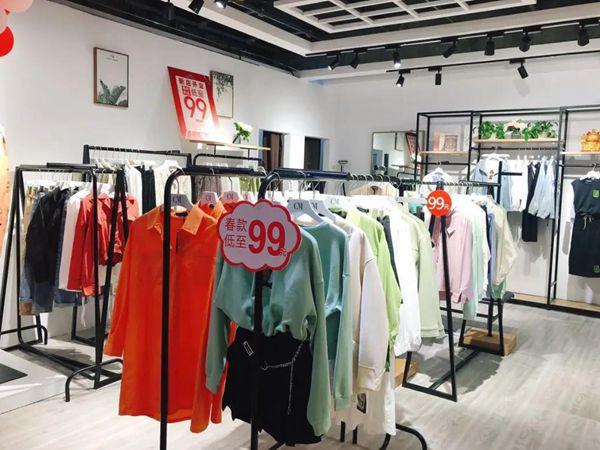 C&M女装店铺展示